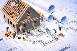 Plus-value immobilière et travaux réalisés après l'achèvement : exclusion des dépenses de matériaux