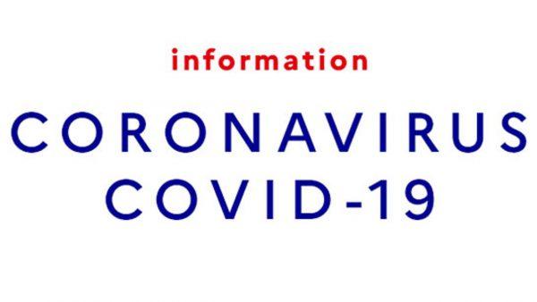 CORONAVIRUS - Dispositions de soutien aux entreprises